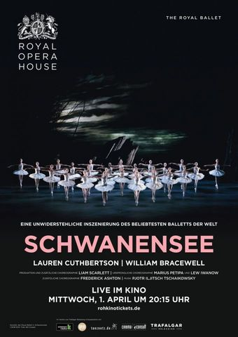Royal Opera House 2019/20: Schwanensee