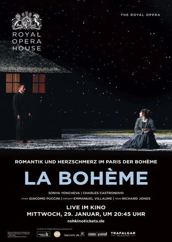 Royal Opera House 2019/20: La Bohème