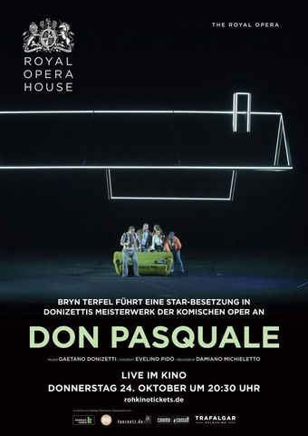 Royal Opera House 2019/20: Don Pasquale