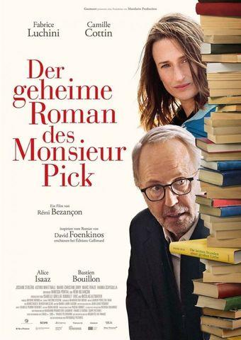 Der geheime Roman des Monsieur Pick