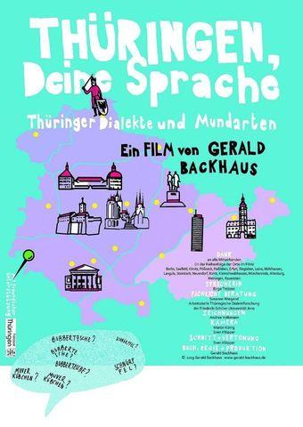 Thüringen, Deine Sprache