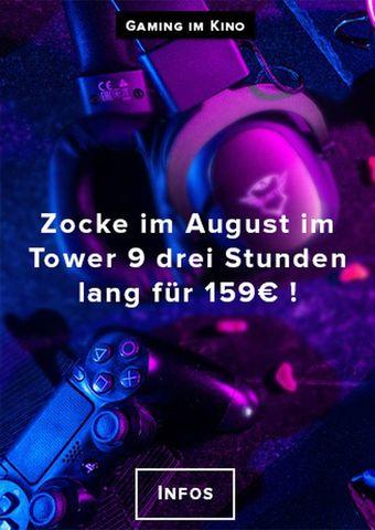 Gaming im Kino