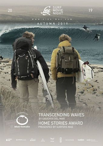 Cine Mar: TRANSCENDING WAVES