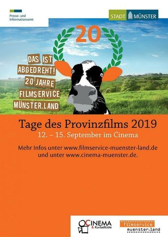 Das ist abgedreht! 20 Jahre Filmservice Münster.Land