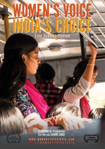 Women's Voice - India's Choice