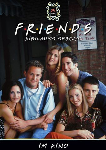 FRIENDS 25: JUBILÄUMS SPECIAL (Marathon)