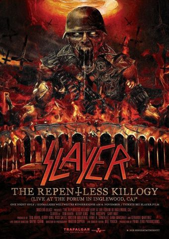 Slayer: The Repentless Killogy (Live From The Forum In Inglewood, CA)