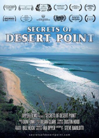 Surf Film Nacht Tour: Secrets of Desert Point