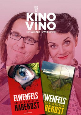 KinoVino mit Britta und Chako Habekost