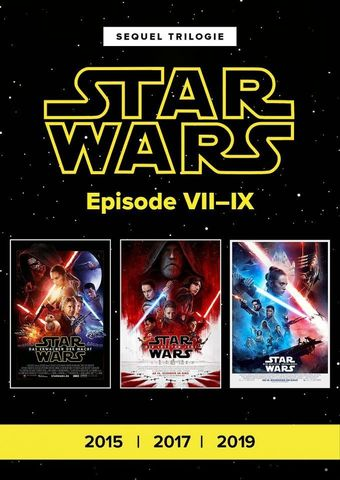 Star Wars Episode VII-IX