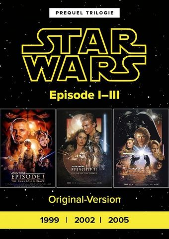 Star Wars Episode I-III