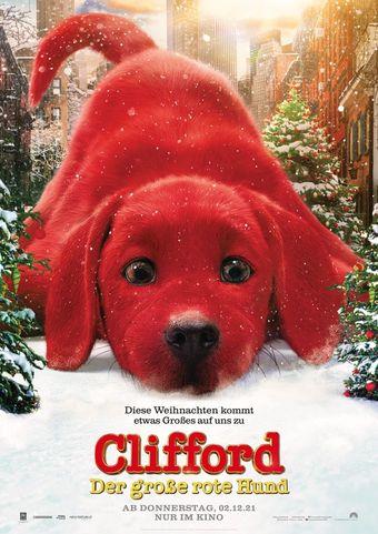 Clifford der große rote Hund