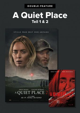 Double: A Quiet Place 1 + 2