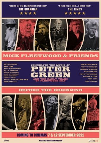 Mick Fleetwood & Friends celebrate the Music of Peter Green