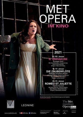 Met Opera 2020/21: Il Trovatore (Giuseppe Verdi)