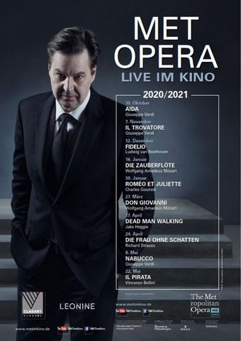 Met Opera 2020/21: Fidelio (Ludwig Van Beethoven)