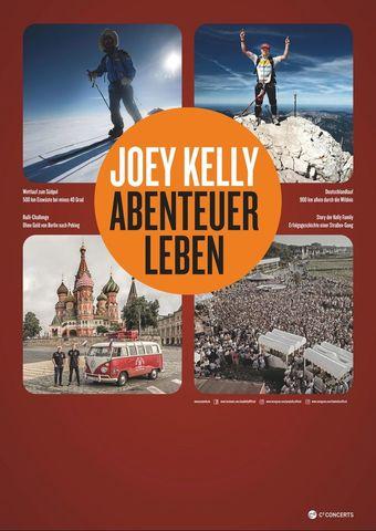 Joey Kelly: Abenteuer Leben - Sommer Tour 2020