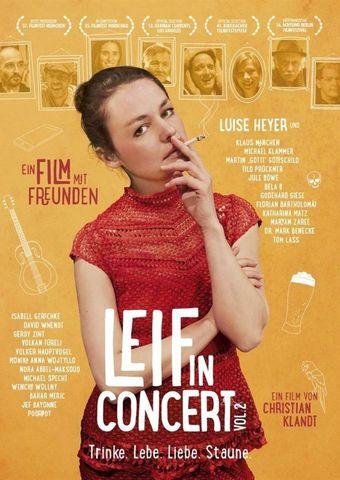 Leif In Concert Vol.2