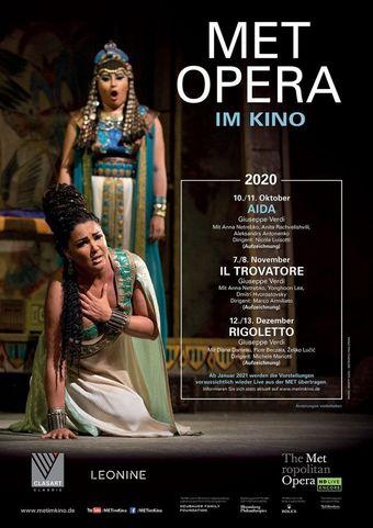 Met Opera: Verdi Aida (2018)