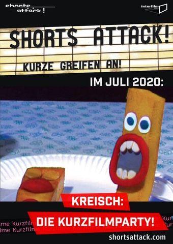 Shorts Attack 2020: Kreisch! Die Kurzfilmparty