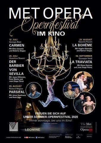 Met Opera 2020/21: Parsifal (Richard Wagner)