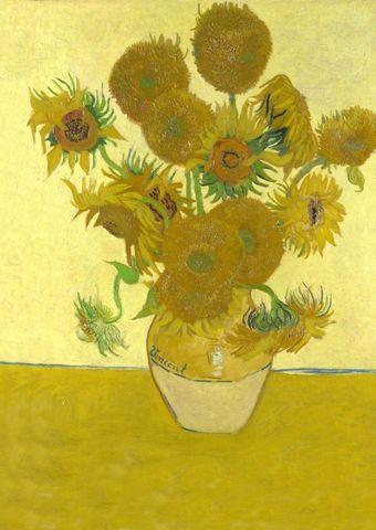 Exhibition on Screen: Sonnenblumen