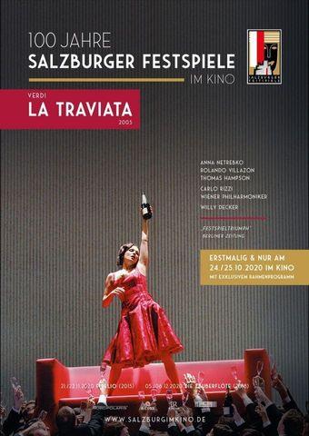 Salzburg im Kino 20/21: Verdi - La Traviata (2005)