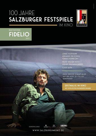 Salzburg im Kino 20/21: Beethoven - Fidelio (2015)