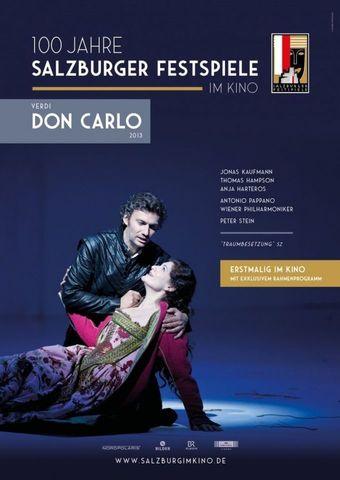 Salzburg im Kino 20/21: Verdi - Don Carlo (2013)