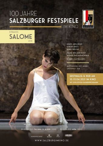 Salzburg im Kino 20/21: Strauss - Salomé (2018)
