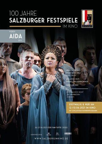 Salzburg im Kino 20/21: Verdi - Aida (2017)