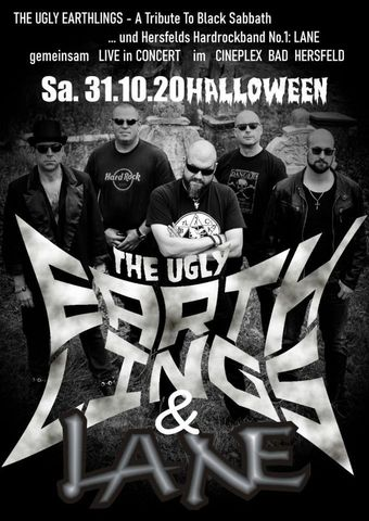 Konzert im Kino: The Ugly Earthlings + Lane LIVE