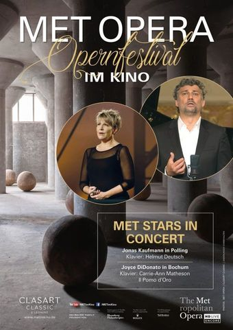 MET Opera: MET Stars in Concert Jonas Kaufmann in Polling / Joyce DiDonato in Bochum (2020)