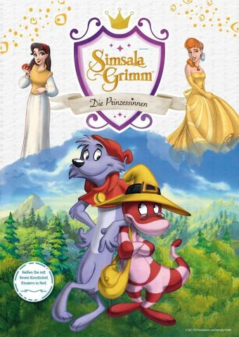 SimsalaGrimm Die Prinzessinnen