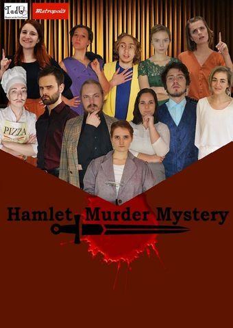 Hamlet Murder Mystery - Mord oder nicht Mord, das ist hier die Frage!