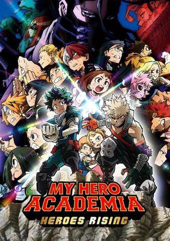 Anime Night 2021: My Hero Academia: Heroes Rising
