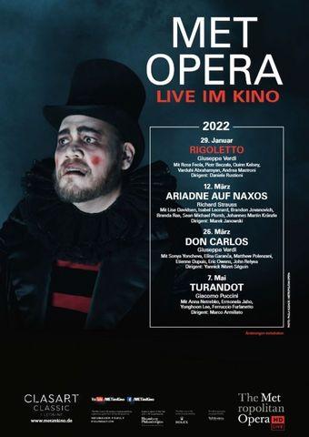 Met Opera 2021/22: Giuseppe Verdi RIGOLETTO