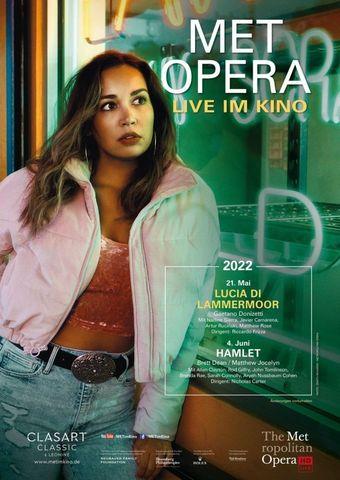 Met Opera 2021/22: Gaetano Donizetti LUCIA DI LAMMERMOOR