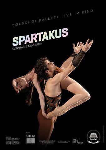 Bolshoi Ballett: Spartakus (live) (2021)