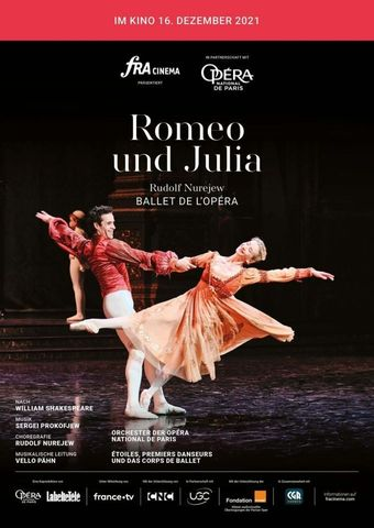 Opéra national de Paris 2021/22: Romeo und Julia (Aufz)