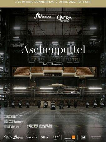 Opéra national de Paris 2021/22: Cinderella (live)