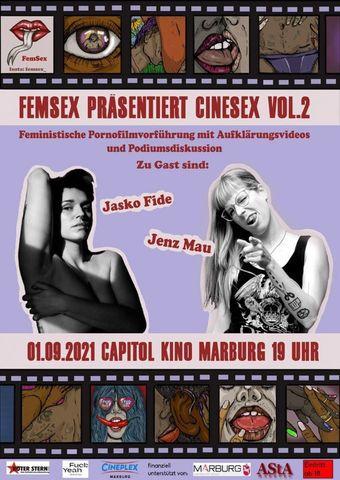 FemSex präsentiert CineSex Vol. 2