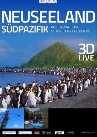 Neuseeland & Südpazifik 3D