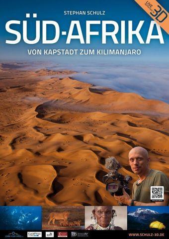 Süd-Afrika - Von Kapstadt zum Kilimanjaro 3D