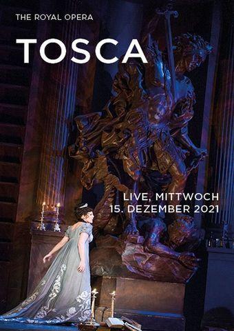 Royal Opera House 2021/22: Tosca