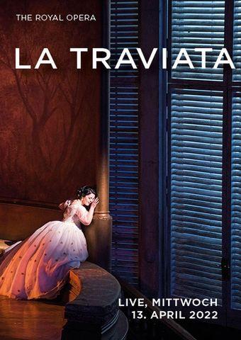 Royal Opera House 2021/22: La Traviata