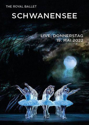Royal Opera House 2021/22: Schwanensee