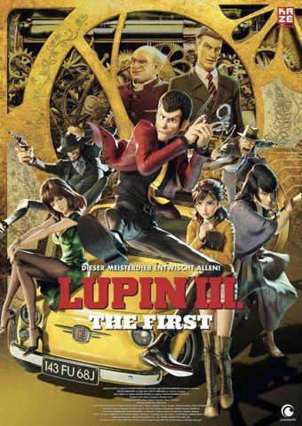 Anime Night 2021: Lupin III: The First