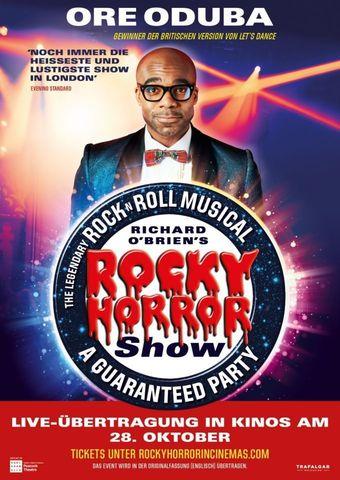 The Rocky Horror Show 2021 Live aus dem Peacock Theatre London
