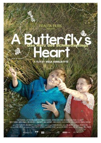 Das Herz eines Schmetterlings